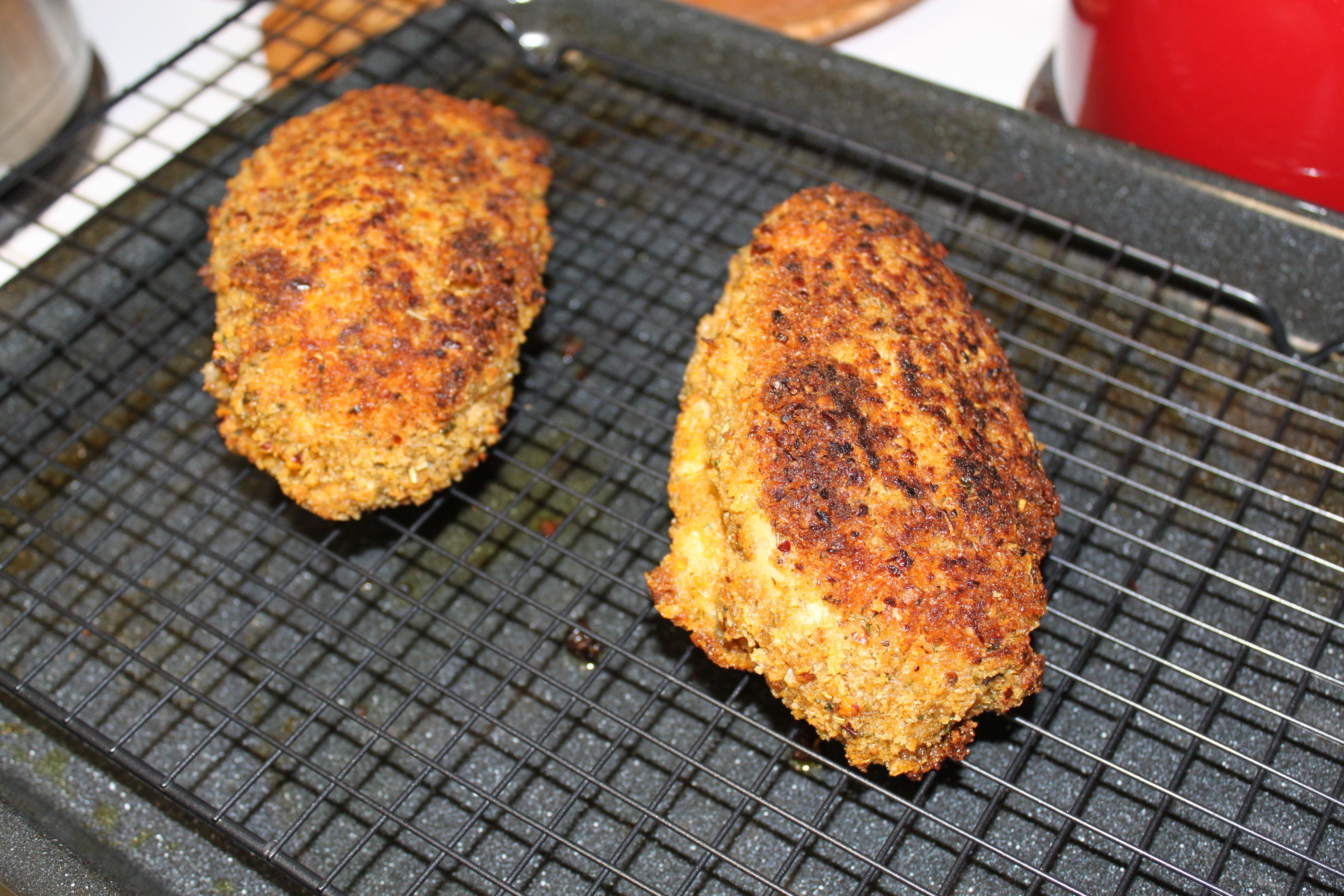 Lemon Honey Goat Cheese Crusted Chicken Recipes — Dishmaps